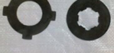 Фрикционные накладки, сектор фрикционный, ретинакс